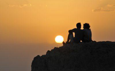 El equilibrio de ser pareja